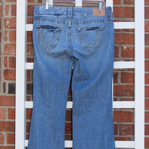 True Religion Jeans Size 30 Straight Leg.